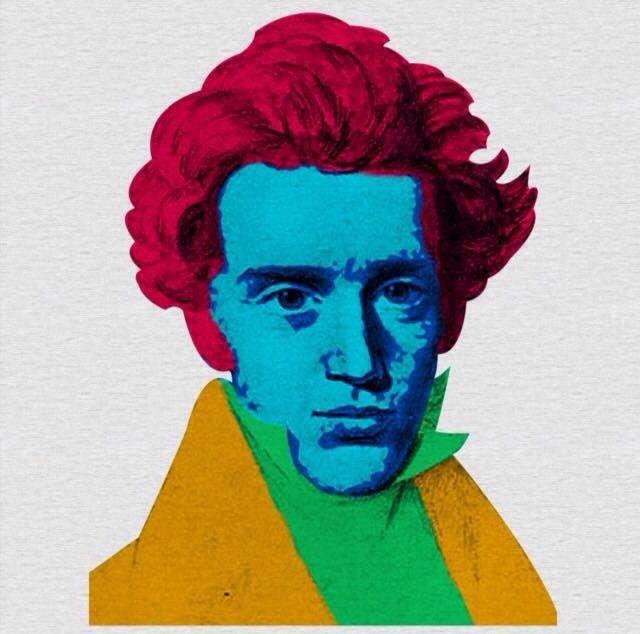 Kierkegaard Warhol